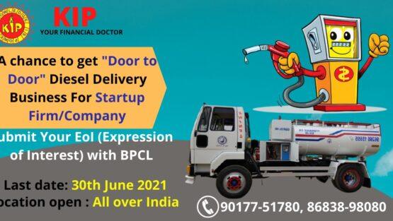 "Set up ""Door to Door Delivery"" Mobile Dispenser Model for Diesel Reselling Business"